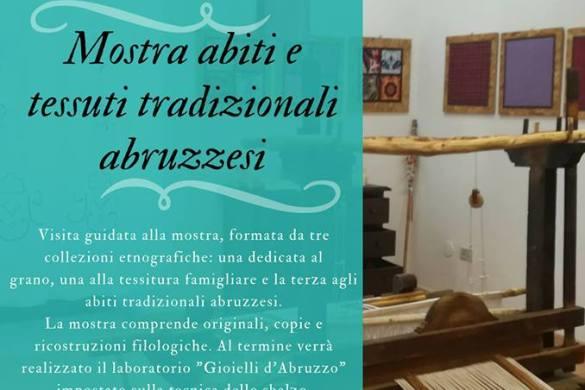 Visita-guidata-e-laboratorio-per-bambini-Dadabruzzo-Torrevecchia-Teatina-Chieti - Eventi per bambini in Abruzzo weekend 25-27 gennaio