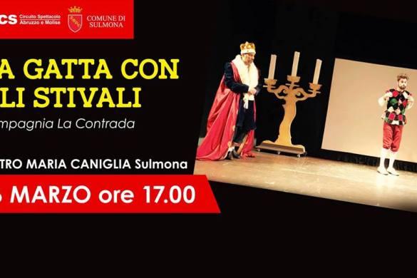La-Gatta-con-gli-Stivali-Teatro-Caniglia-Sulmona-L'Aquila