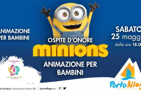 Animazione-per-bambini-Porto-Allegro-Montesilvano-Pescara