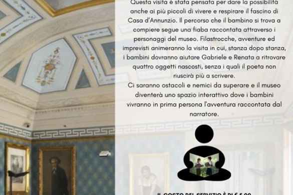 Una-favola-al-Museo-Museo-Casa-Natale-DAnnunzio-Pescara