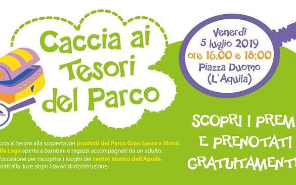 Caccia-ai-Tesori-del-Parco-LAquila