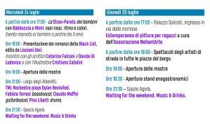 Programma 24/25 luglio RipattoniArte 201