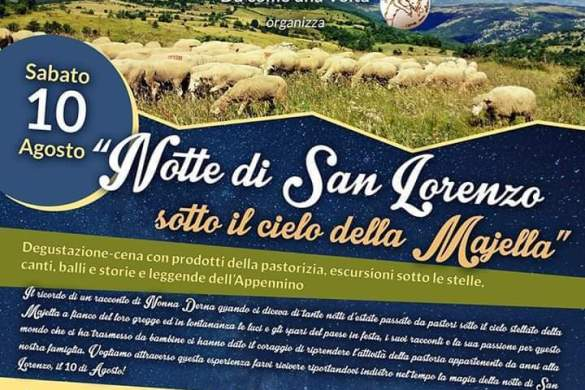 Notte-di-San-Lorenzo- Caramanico-Terme-Pescar