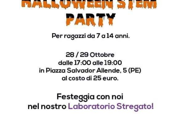 Halloween-Stem-Party-Stemlab-Pescara