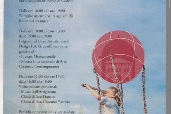 Le domeniche al Museo a Castelli di Teramo
