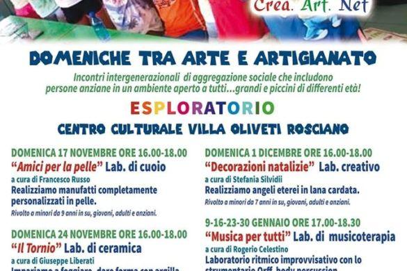 Domeniche-tra-arte-e-artigianato-Villa-Oliveti-Rosciano-Pescara