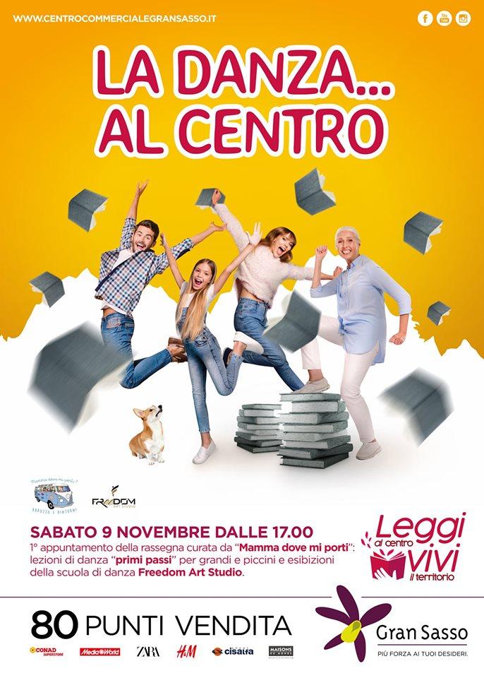 La-Danza-al-Centro-Mamma-mi-porti-in-Centro-Centro-Commerciale-Gran-Sasso-Teramo