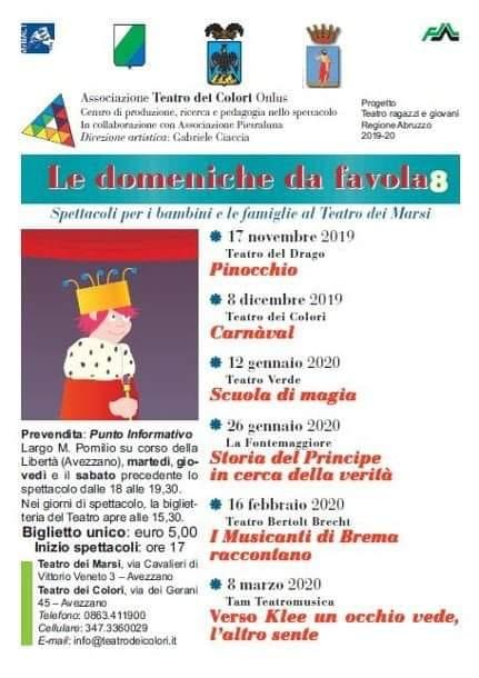 Le-Domeniche-da-Favola-Avezzano-LAquila