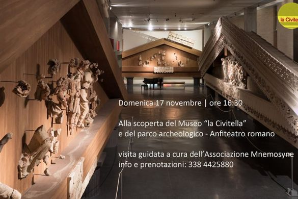 Visita-Guidata-Musei-Archeologici-di-Chieti-La-Civitella-Chieti-