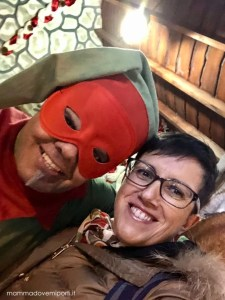 Elfo Postino al Borgo di Babbo Natale a Ripattoni