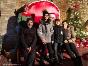 Casa di Babbo Natale al Borgo di Babbo Natale a Ripattoni