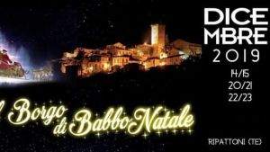 Il Borgo di Babbo Natale 2019