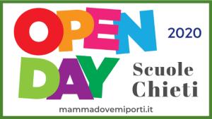 Open Day 2020 scuole di Chieti