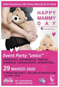 Happy Mammy Day a Cellino Attanasio