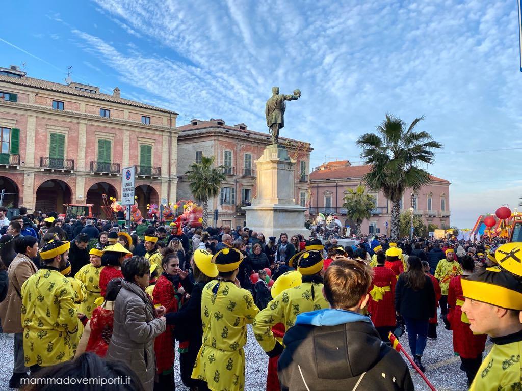 Carnevale Giuliese a Giulianova