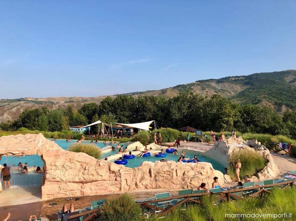 piscine presso villaggi della salute più a bologna con vivipari card