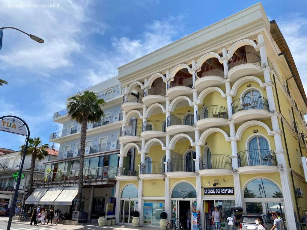 Mare in Abruzzo con bambini: Tortoreto gli alberghi