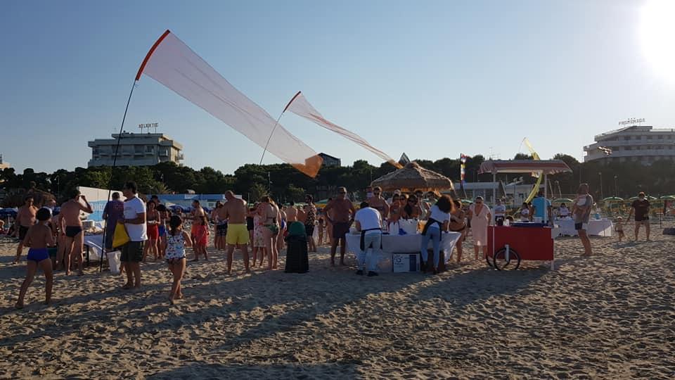 Festa per la Bandiera Verde al Family Hotel Baltic di Giulianova