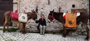 Eventi Ferragosto 2020 con i bambini in Abruzzo: passeggiate someggiate a Santo Stefano di Sessanio a L'Aquila