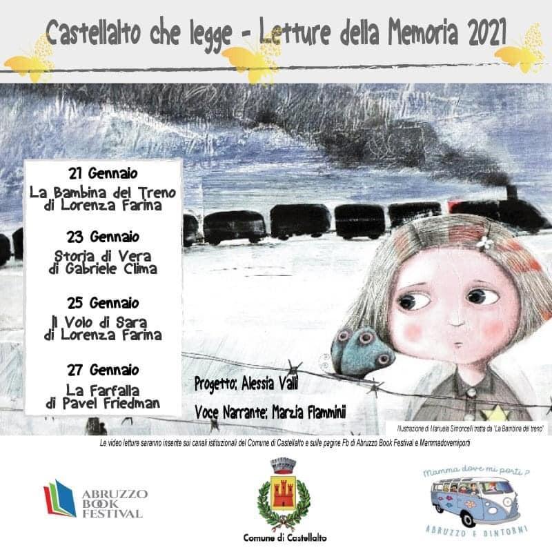 Abruzzo Book Festival Letture della Memoria