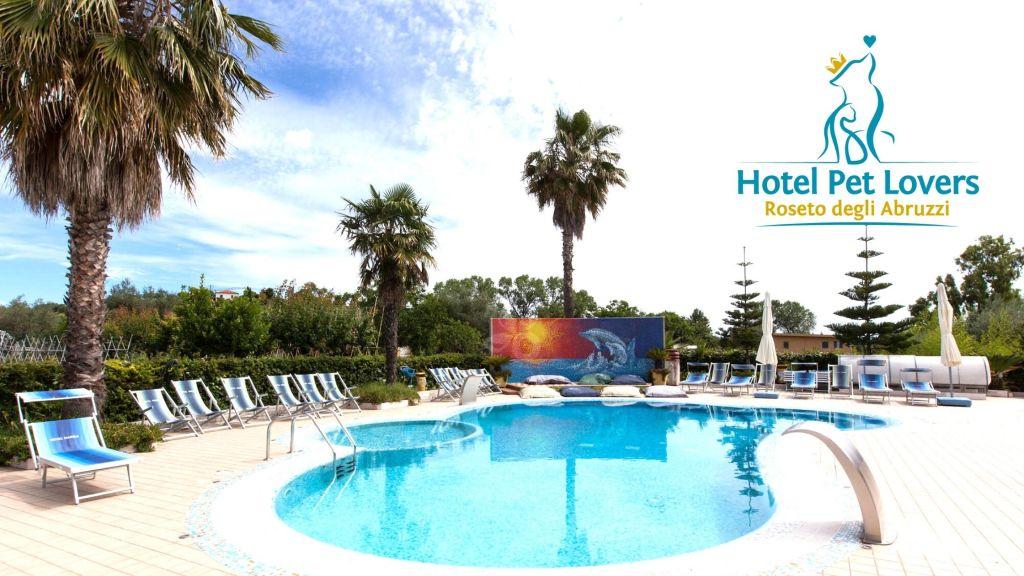 Hotel Marina piscina