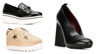 Stella McCartney Platforms Shoes - Vegan Boots - Vegan Fashion Blog - best Fashion Blogger