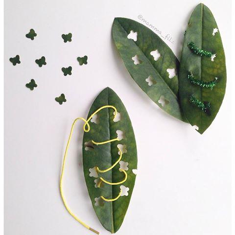 Leaf threading MammaFilz.com