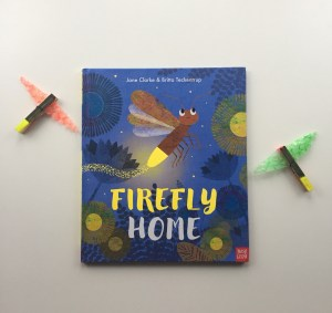 Firefly Home with craft