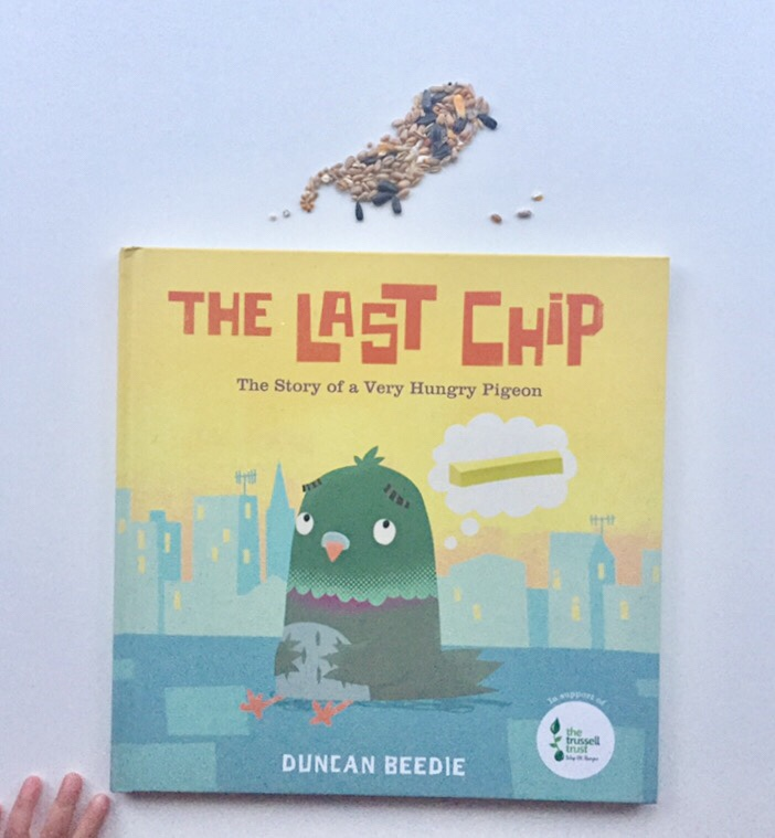 Book review: The Last Chip – The Story of a Very Hungry