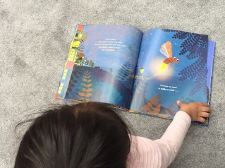 Firefly Home-Little One reading