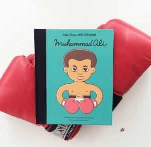 Muhammed Ali front cover