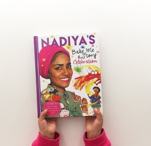 Nadiya's Bake me a story Celebration cover photo