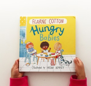 COver of Hungry Babies
