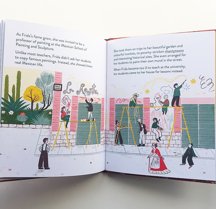 Extract from Frida Kahlo Laurence King publishers