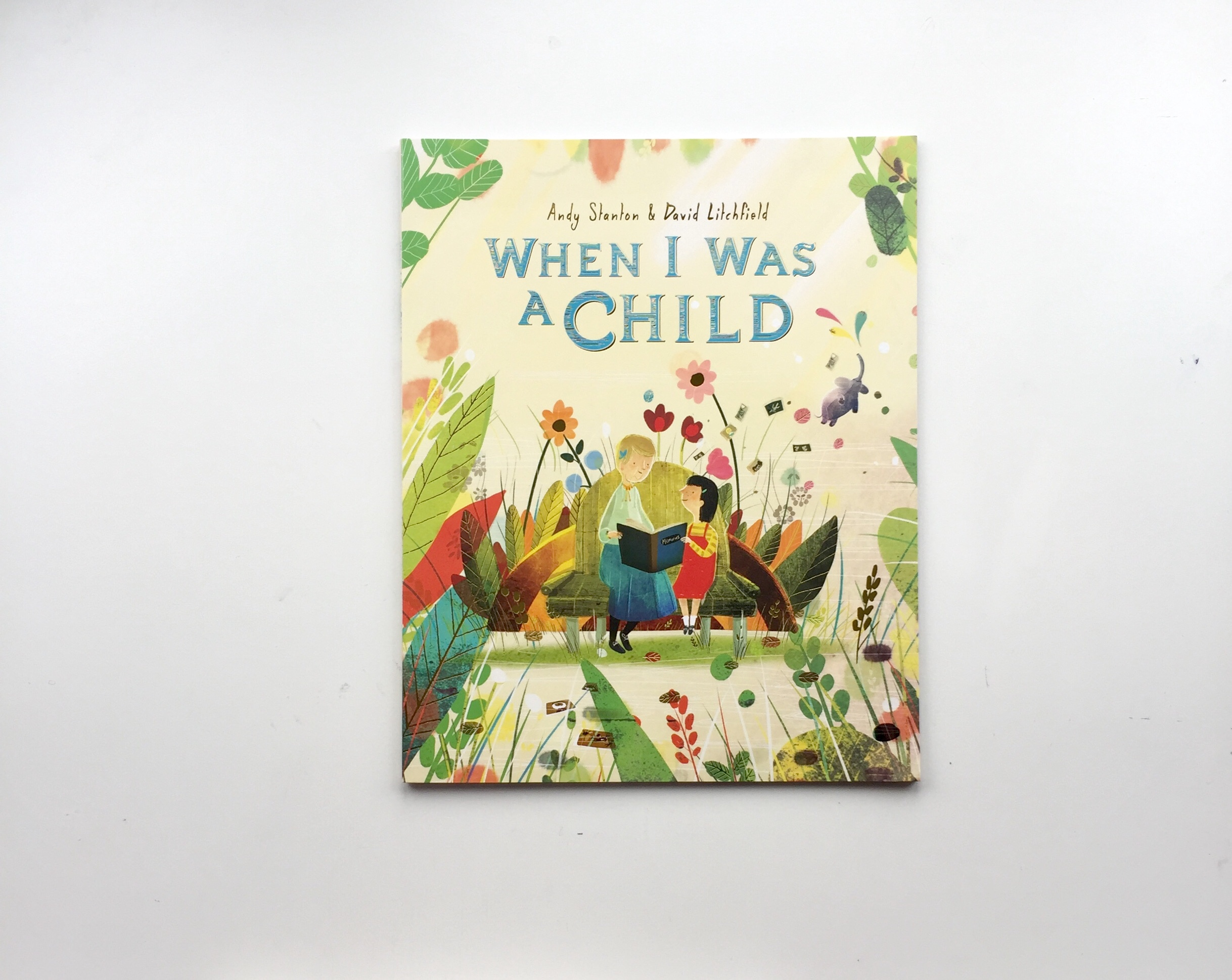 Front cover of When i was a child mammafilz.com