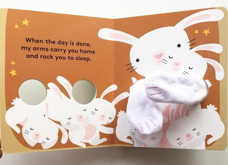 Board book Little Bunny MammaFilz.com