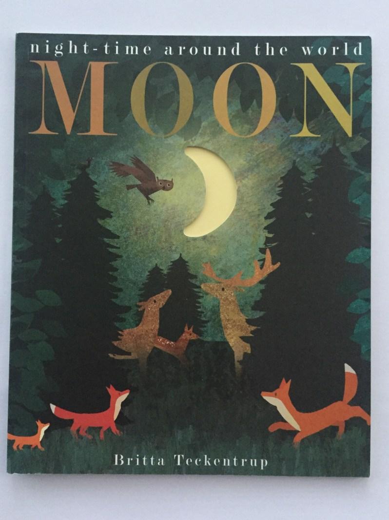 Moon by Britta beckentrup book review MammaFilz.com