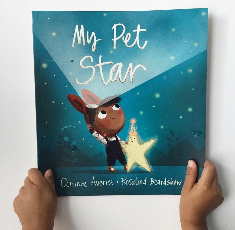 Book review My Pet Star on MammaFilz.com
