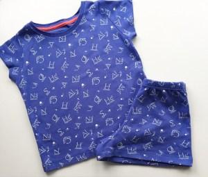 The Girl Element pyjamas review on mammafilz.com
