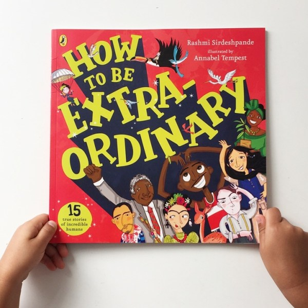 How to be extra-ordinary book review on mammafilz.com