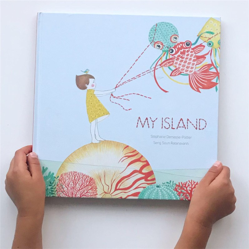 Book review of My Island on MammaFilz.com