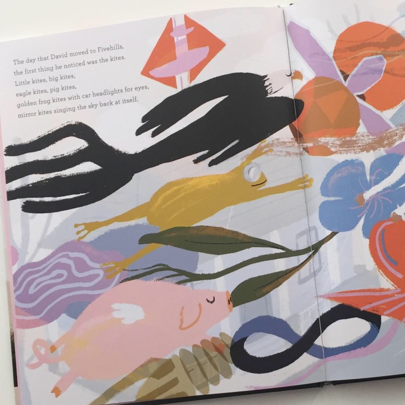 Kites book review on MammaFilz.com