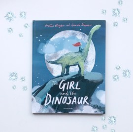 Book review on MammaFilz.com The Girl and the Dinosaur