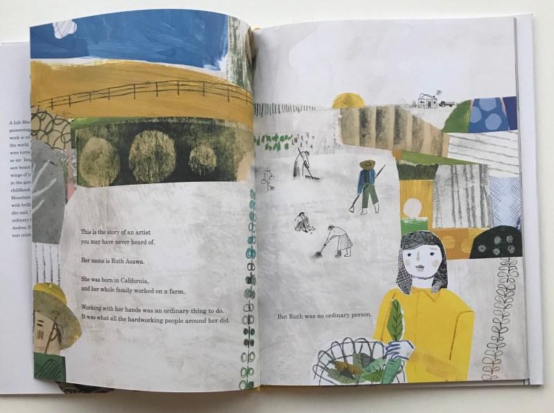 The story of Ruth Asawa book review on MammaFilz.com
