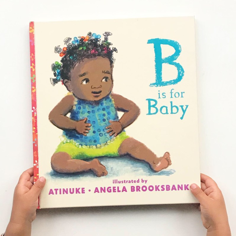 Book review of B is for baby on MammaFilz.com