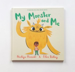 My Monster and Me book review on mammafilz.com