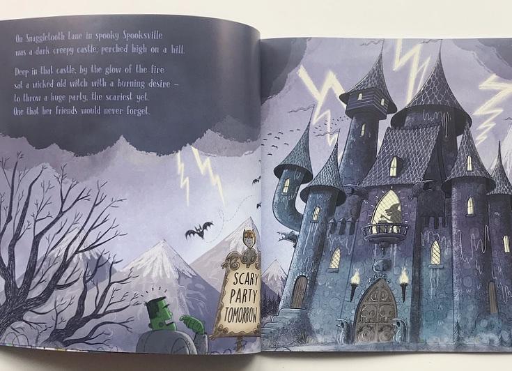 Book review Christopher Pumpkin on mammafilz.com