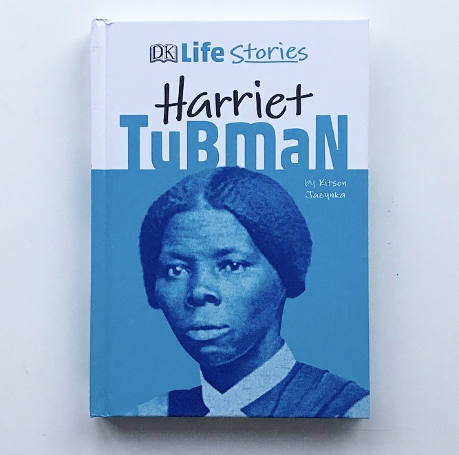 Life Stories Harriet Tubman book review on Mammafilz.com