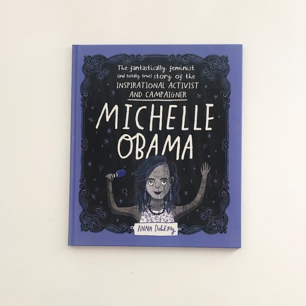 Book review of Michelle Obama on Mammafilz.com