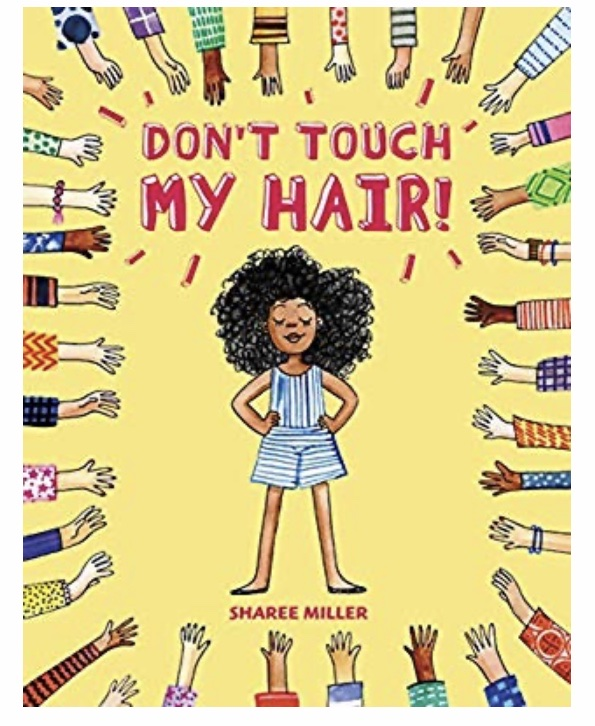 Don't Touch My Hair book review on Mammafilz.com